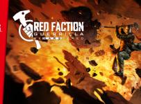 Red Faction Guerrilla Header