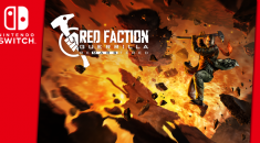 Red Faction: Guerrilla re-Mars-tered has landed