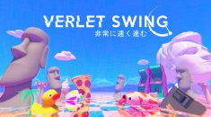 REVIEW / Verlet Swing (NS)