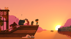 Cozy management game Spiritfarer gets new trailer ahead of PAX West 2019 showcase