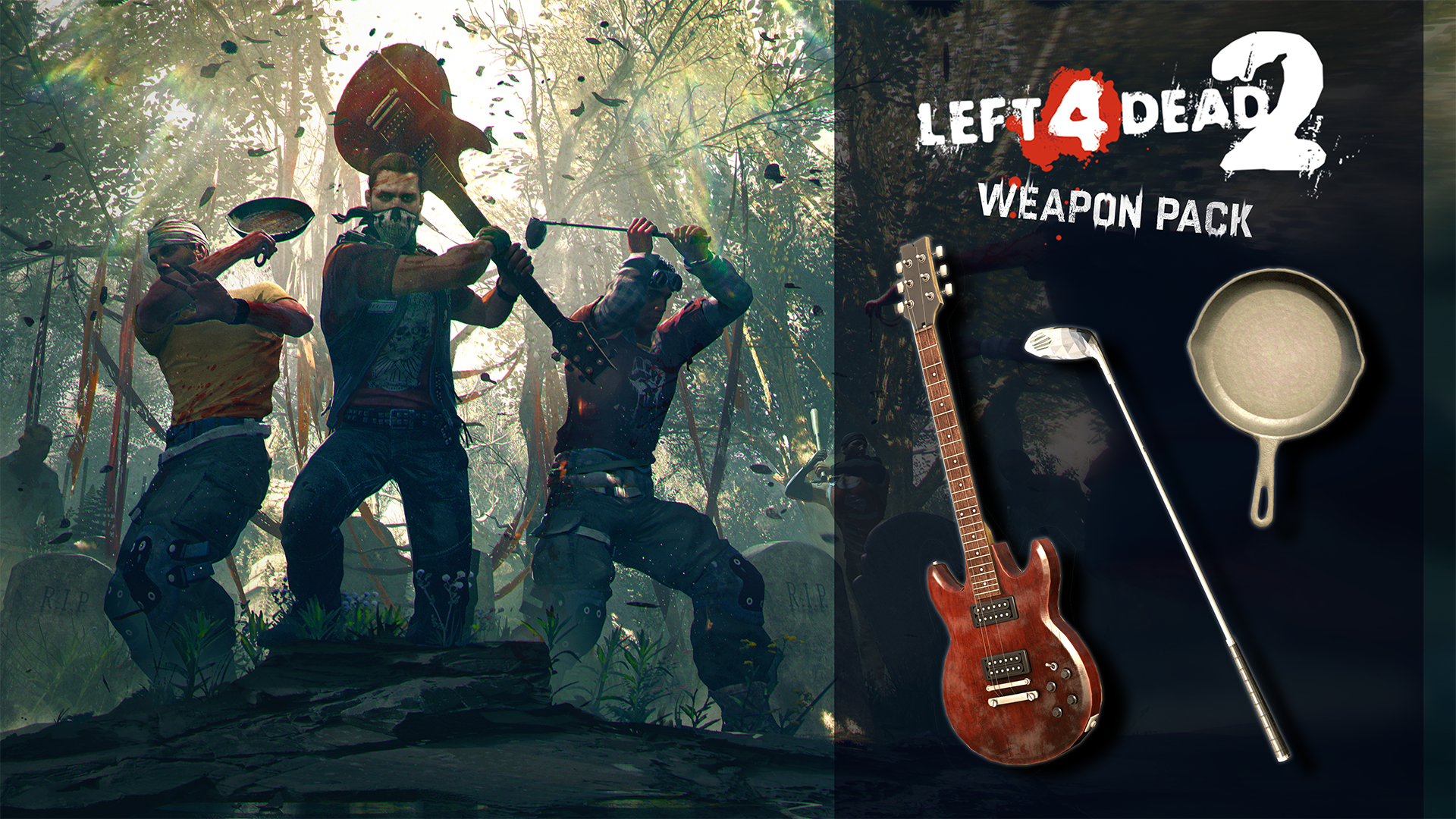 Dying Light weapons