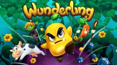 Wunderling: Zesty retro platformer