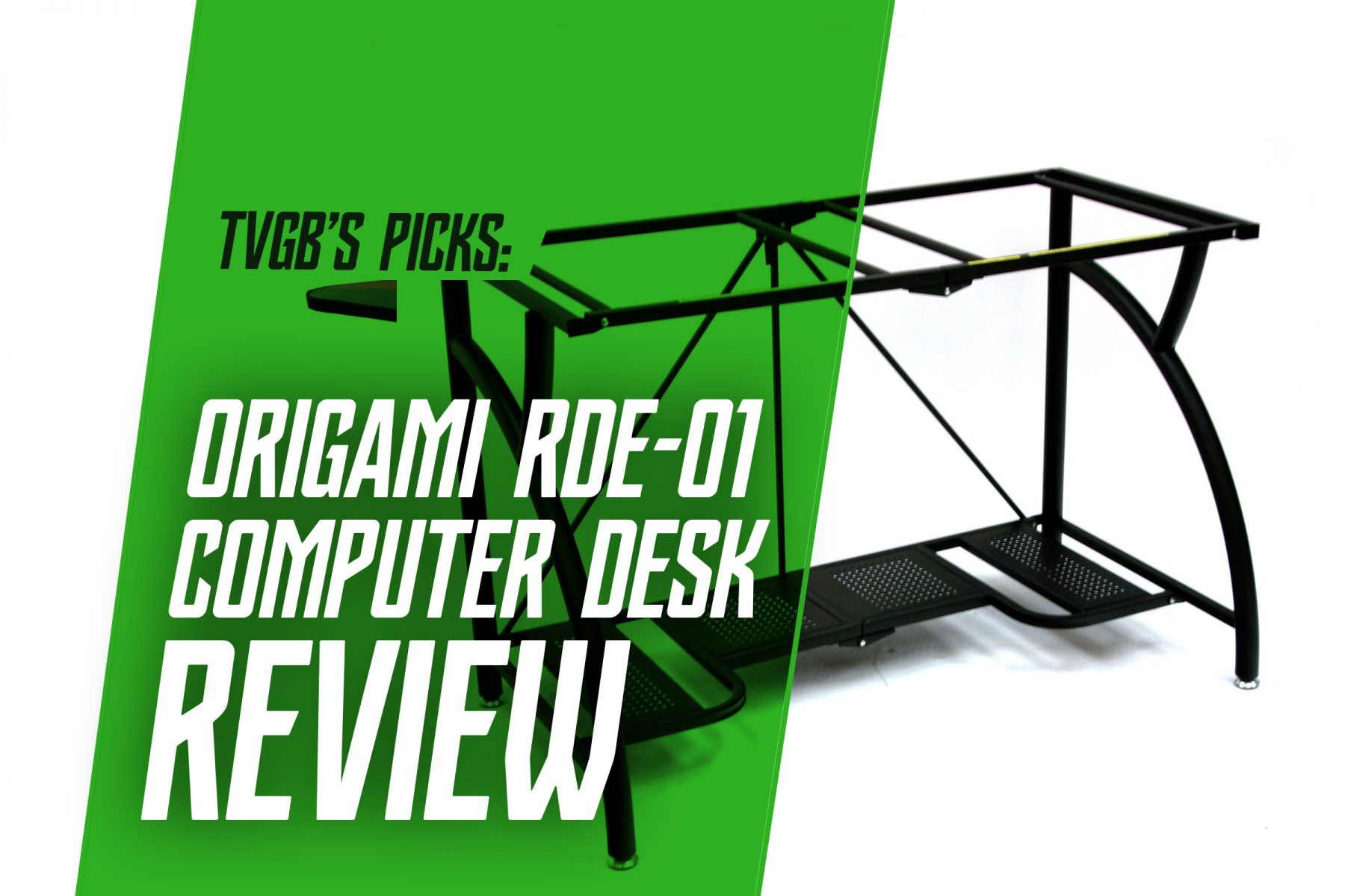 Origami RDE-01 Computer Desk Review