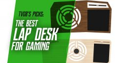 Best Gaming Lap Desk [17 Reviewed]