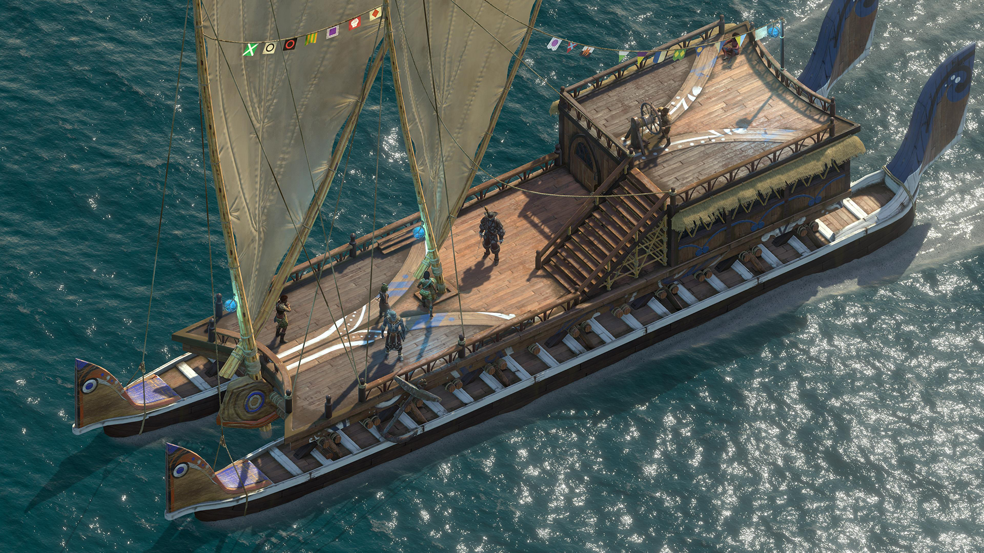 Review Pillars Of Eternity Ii Deadfire Ultimate Edition Ps4