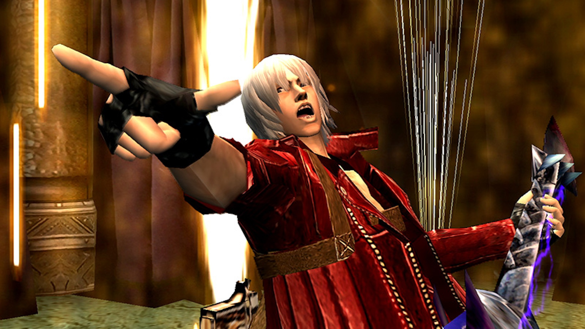 Devil May Cry 3 Special Edition slashes and guns its way onto Nintendo Switch - That VideoGame Blog