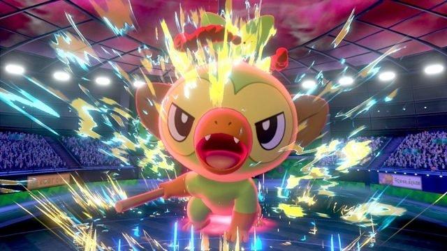 Nintendo Pokemon Grookey