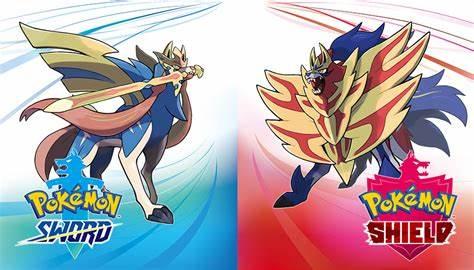 Nintendo Pokemon Sword and Shield