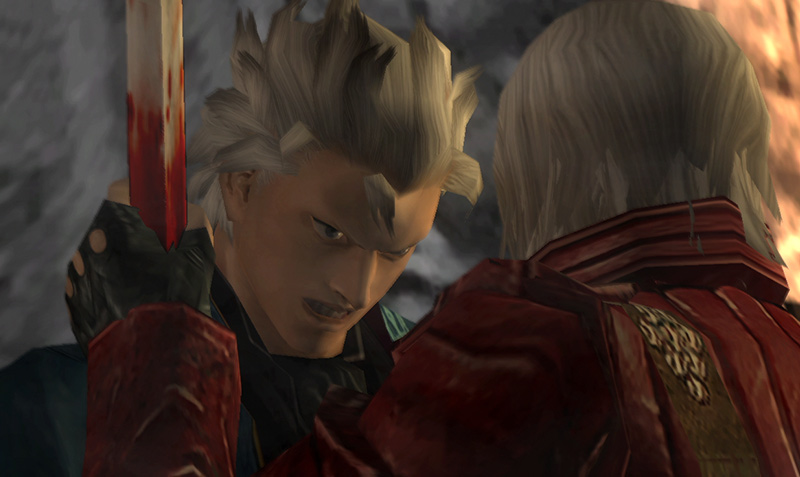 Devil May Cry 3 Special Edition Virgil and Dante