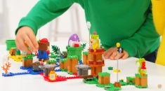 LEGO Super Mario revealed