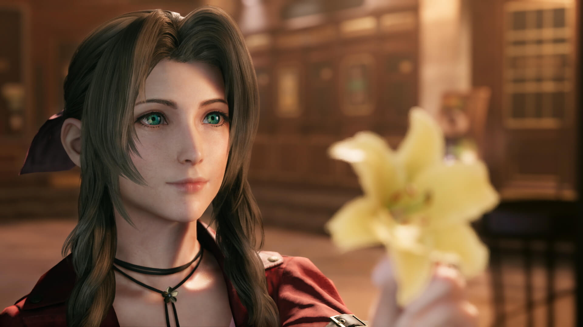 final fantasy 7 remake Aerith