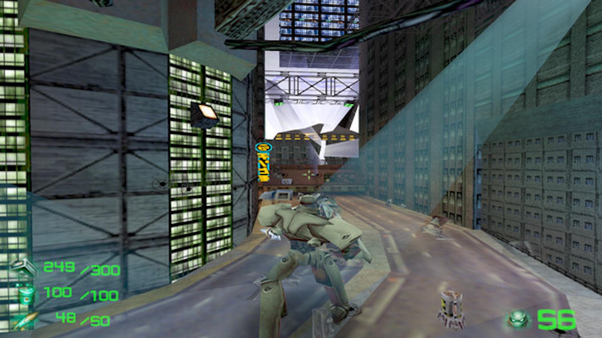 Ziggurat Interactive Slave Zero Robot
