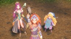 Trials Of Mana out to play now