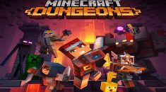 REVIEW / Minecraft Dungeons (X1)