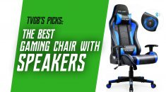 Best Gaming Chairs with Speakers [13 Reviewed]