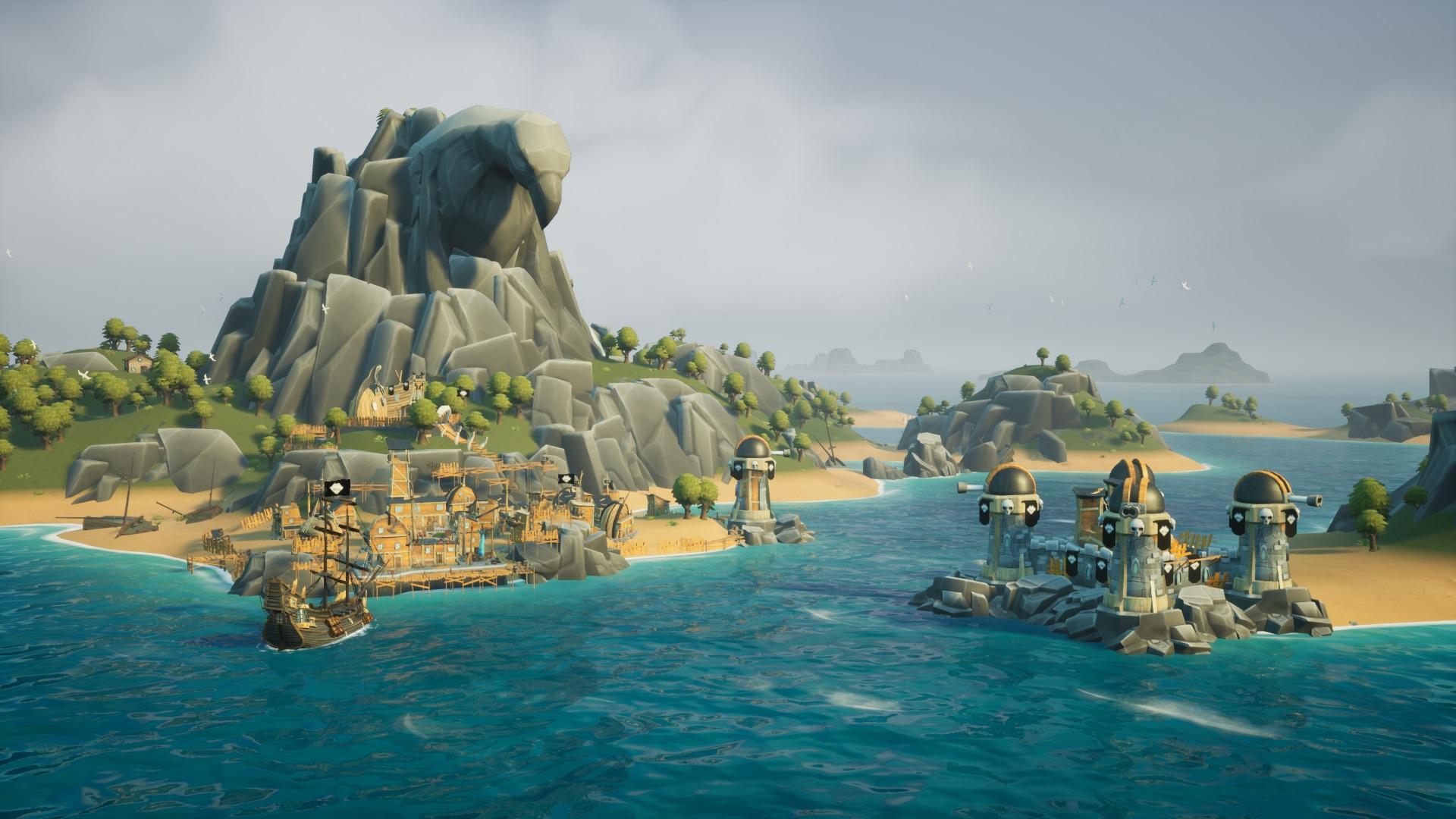 King Of Seas Islands
