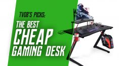 Best Cheap Gaming Desk [5 Reviewed]