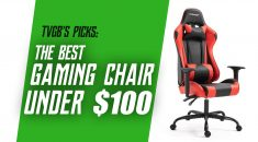 Best Gaming Chair Under $100 [5 Reviewed]