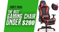 Best Gaming Chair Under $200 [11 Reviewed]