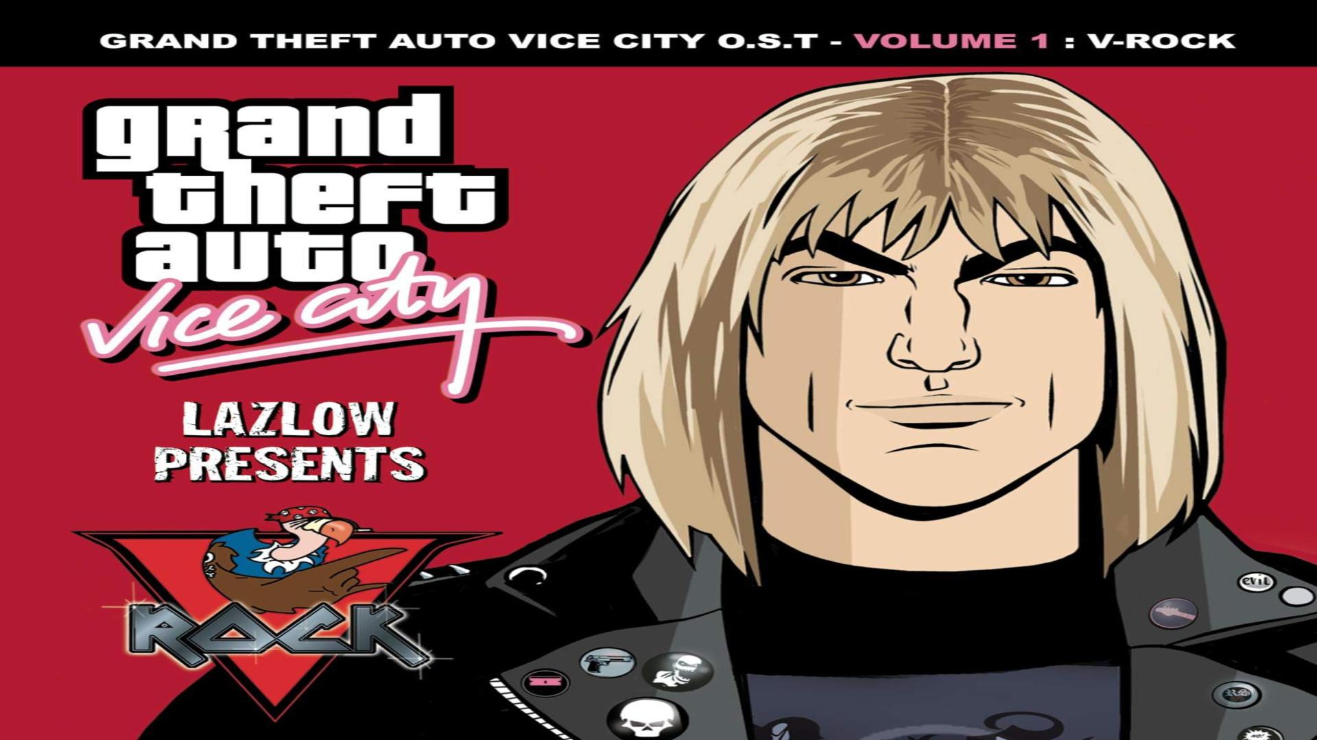 GTA vice city video game music