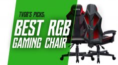 Best RGB Gaming Chair [3 Reviewed]