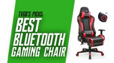 Best Bluetooth Gaming Chair [7 Reviewed]