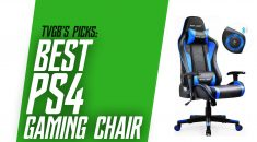 Best Gaming Chair for PS4 [7 Reviewed]