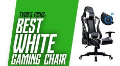 Best White Gaming Chair [5 Reviewed]