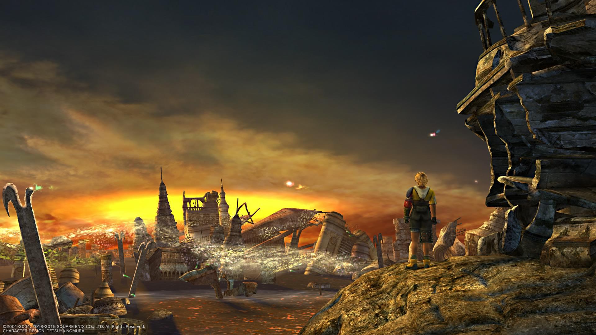final fantasy x video game music