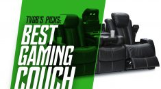 Best Gaming Couch [7 Reviewed]