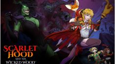 Scarlett Hood and the Wicked Wood — A twist on the Land of Oz