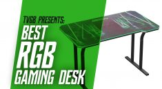 Best RGB Gaming Desk [3 Reviewed]