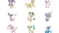 The Complete List of All Cat Pokemon