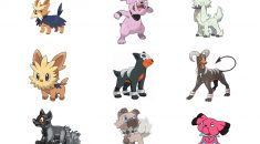 The Complete List of All Dog Pokemon