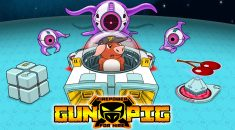 GUNPIG flies into view next month