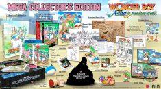 New details and trailer unleashed for Wonder Boy: Asha in Monster World