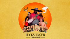 Luckslinger rides west this April