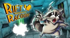Rift Racoon warps to consoles
