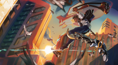 REVIEW / Aerial_Knight's Never Yield (Switch)