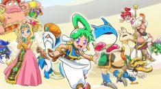 REVIEW / Wonder Boy: Asha in Monster World (Switch)