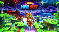 Super Magbot introduces a twist on the platforming genre this July